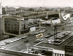 Downtown Lincoln's future, from the past