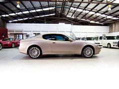 2001 Maserati 3200GT V8 Twin Turbo  Top Secret Imports Maserati 3200 Gt, Twin Turbo, Showroom, Twins, Garage, Cars, Stylish, Top, Design