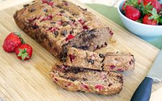 Chocolate Chip Strawberry Bread