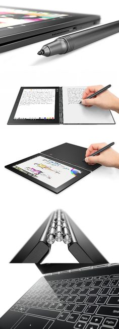 Lenovo Yoga Book with Windows 10