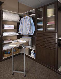 Custom Closets | Home Organization by Tailored Living | Orlando, FL |