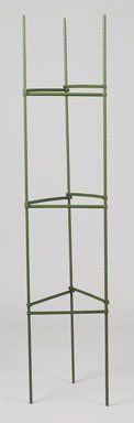 Gardeners Blue Ribbon TMC60 Ultomato Tomato Plant Cage by Gardeners Blue Ribbon. $14.49. Continuous support throughout the plant's growth. Tough, thick plastic coating. Designed specifically for growing tomato plants and other climbing fruits and vegetables. Can be used for many growing seasons. Strong steel core stakes. Do you find your tomato plants overtake the garden, spreading and climbing everywhere and on everything? This product will make growing tomatoes so much eas...