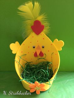 The workshop suggestion box : DIY Easter