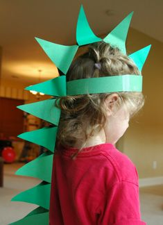 From magical dragon eggs to a no-sew mask, we've rounded up 10 projects to make your littles roar.