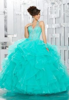 Authorized retailer of Mori Lee Vizcaya Quinceanera dresses gowns. These beautiful Sweet 15 dresses are perfect for any quince party. Free U.S. shipping!