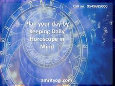 If you need accurate predictions, then horoscope is the best thing. With the right daily horoscope predictions, you can plan your day further and act accordingly. This is the best way for your arrangement of day.