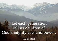 Psalms 145:4