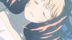 Anime/manga : Shigatsu wa kimi no uso (ending) | Character : Kaori Miyazono