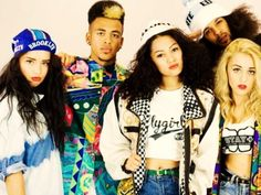 """THIS will happen when I'm back in the US! """"9 Fun 90s Themed Party Ideas"""""""