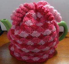 Pretty in Pink Tea Cosy