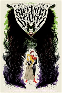 #SleepingBeauty - #Maleficent - #Malefique - #LaBelleAuBoisDormant - Billy Baumann