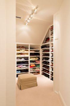 https www.hometourseries.com garage-storage-ideas-makeover-302 - Storage in an attic perhaps on Pinterest