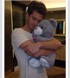 Teddy hug :)