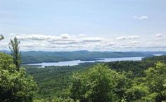 Mount Severance - Adirondack Hiking Trails Near Schroon Lake