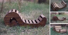 Curved Bed Prop OOAK  First come first grab by SnippetsProps