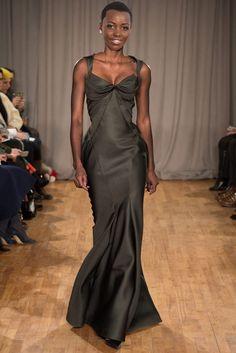 Vestidos de Oscar: predicciones Glamour para la red carpet Lupita Nyong'o en Zac Posen.