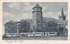 Königsberg Pr. Königsberger Schloß mit Haberturm             1940