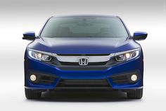 2016 Honda Civic Coupe  #Honda #Segment_C #Japanese_brands #Los_Angeles_Auto_Show_2015 #2016MY #Honda_Civic_Coupe #Honda_Civic #Android_Auto #Apple_CarPlay