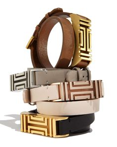 Tory Burch Fitbit-Case Double Wrap Bracelet - In an exclusive collaboration: transform your Fitbit® tracker into a super chic accessory for work, weekend day, or evening.