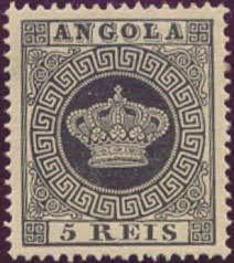 Resultado de imagem para selos valiosos angola