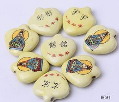 32x30mm Porcelain Charms Heart Jewelry Necklaces Making Findings Beads http://www.eozy.com/32x30mm-porcelain-charms-heart-jewelry-necklaces-making-findings-beads.html