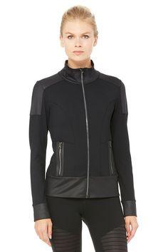 Moto Jacket | Women's Coverups | ALO Yoga