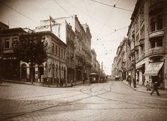 Rua Libero Badaró - 1919