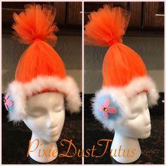 A personal favorite from my Etsy shop https://www.etsy.com/listing/543277903/trolls-dj-suki-headband