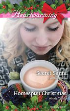 Heartwarming Duo/Secret Santa/Homespun Christmas by Cynthia Reese, Aimee Thurlo
