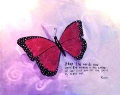 malt og med tekst fra Rumi
