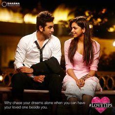 YJHD - Deepika and Ranbir