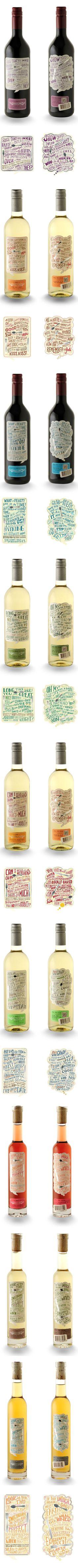 Small Talk Wine by Brandever