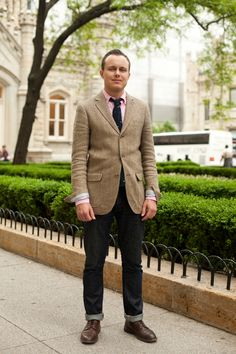 Mike #streetstyle #chicago #menswear #fashion #style #suit