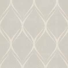 "Brewster Home Fashions Platinum Gustav 33' x 20.5"" Geometric Wallpaper & Reviews | Wayfair"