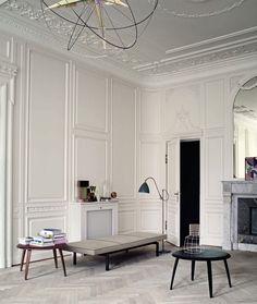 High Ceiling Living Room ByBestlite