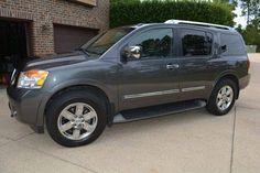2012 Nissan Armada - Wetumpka, AL #6386724006 Oncedriven
