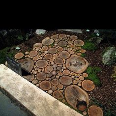 Great landscaping idea
