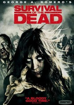 Survival of the Dead (2009) Rebel military man Crocket (Alan Van Sprang) and his band of rogue soldiers seek refuge from the living dead, only to land squarely in a family feud between the undead-hating O'Flynns and the Muldoons, a cure-seeking clan determined to help their zombie kinfolk. Cult horror master George A. Romero rises again to deliver another delicious zombie fest where the festering question is: Can a caring family coexist with their flesh-eating loved ones?