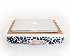 Lap Desk Wood Laptop Stand Laptop desk Laptop tray Lapdesk | Etsy Laptop Tray, Laptop Stand, First Fathers Day Gifts, Gifts For Husband, Lap Desk, Desktop Organization, Wood Desk, Sweet Breakfast, Creative Gifts