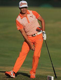 #RickieFowler…#PGA...Rickie Fowler