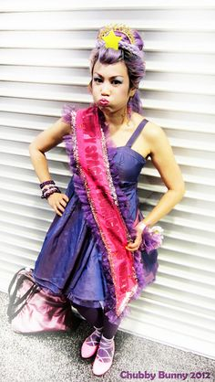 Super awesome mega foxy hot LSP costume. Inspiration City