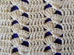 This Pin was discovered by Asl Crochet Doily Rug, Crochet Squares Afghan, Crochet Lace Edging, Crochet Blocks, Filet Crochet, Crochet Shawl, Diy Crafts Crochet, Crochet Projects, Lace Patterns