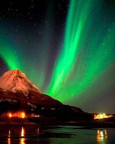 Northern light – Iceland