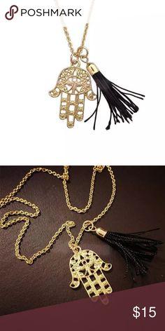 Vintage silver turquoise hamsa hand fatima palm necklace hamsa freebuy 3 and get it free hamsa hand of god pendant necklacebundle and save 20 aloadofball Choice Image