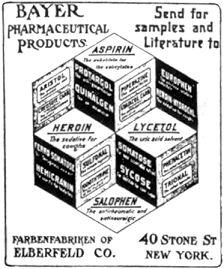 Heroin Advertisement