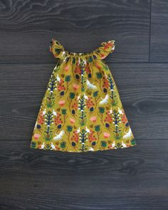 Baby girl dress / Organic baby clothes / Floral baby dress / Vintage baby dress / floral baby dress / Girl seaside dress / baby girl outfit Dress Girl, Baby Girl Dresses, Baby Boy Outfits, Vintage Baby Dresses, Cute Baby Gifts, Baby Girl Photos, Organic Baby Clothes, Seaside, Organic Cotton