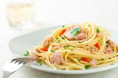 Ζυμαρικά με τόνο | vita.gr
