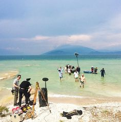 Call Me By Your Name: Bts