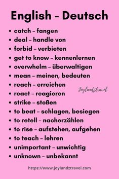 German Grammar, German Words, Learn English Words, Deutsch Lernen B1, Study German, German English, Deutsch Language, Germany Language, German Quotes