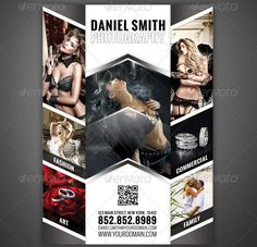 photography advertisement flyer - Google Search